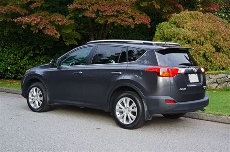 toyota us1 2015 toyota rav4 awd limited road test review carcostcanada