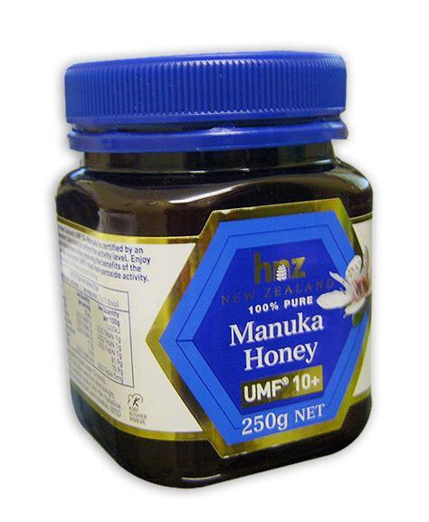 Honey New Zealand Hnz Manuka Honey Umf 5 250gr honey new zealand hnz umf10 manuka creamed honey 250g health delivery