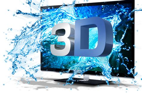 Tv Videotech the evolution of 3d tv