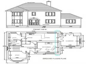 free cad floor plans free dwg house plans autocad house plans free download