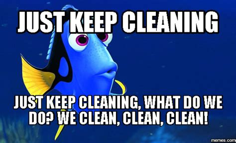 Memes About Cleaning - home memes com