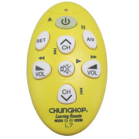 Paket Hemat Chunghop Remot Tv Universal Learning Ir Remote L102 chunghop universal learning ir remote rm l7