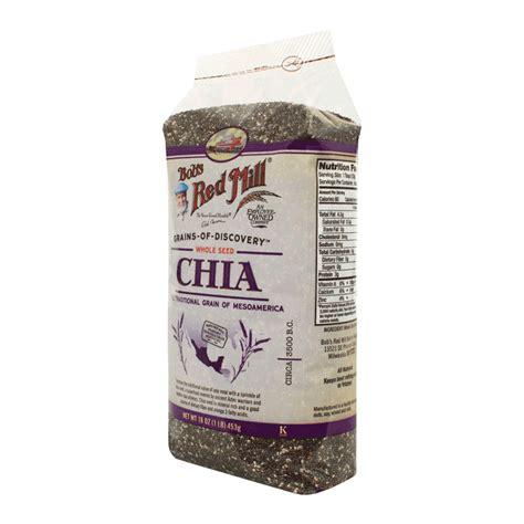 bob s mill chia seeds 16 oz bag