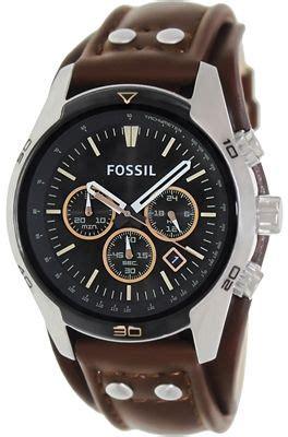 Fossil S Es4079 Original ساعة يد رجالي fossil s coachman ch2891 brown leather