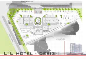 lte hotel ground floor plan danie joubert