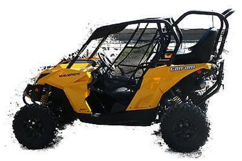 can am commander maverick back seat and roll cage kit (kit