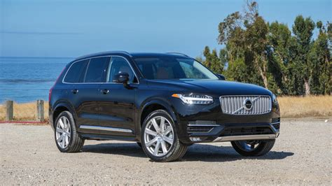 2016 volvo xc90 t6 and t8 inscription review roadshow