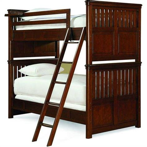 bunk bed removable ladder universal furniture roughhouse bunk bed palmetto