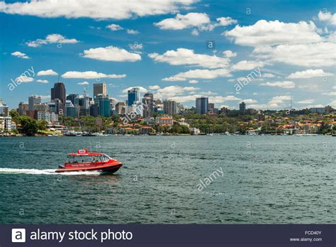 taxi boat sydney water taxi boat stock photos water taxi boat stock