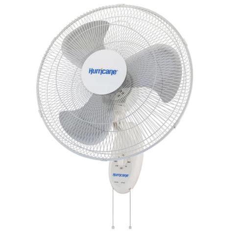 ecoplus wall mount fan hurricane ecoplus wall mount fan 18 in now etl listed