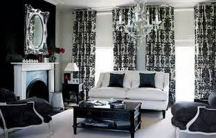 Black And White Living Room by Living Room Design Black And Grey Living Room