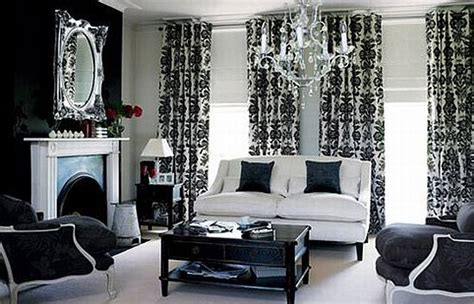 Black And White Living Room Decor Living Room Design Black And Grey Living Room