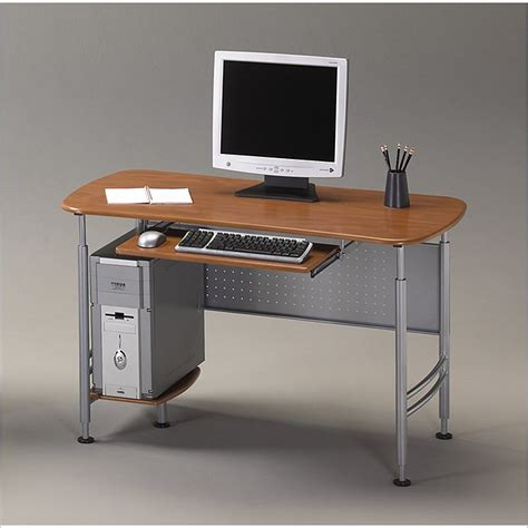 Computer Desk On Wheels Computer Desk On Casters