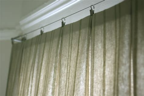 inverted pleat curtains how to make inverted pleat curtains one avian daemon