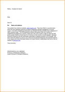 Application Letter Exle For Doctor 9 Application Letter For Doctors Ledger Paper