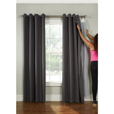 blackout liners for curtains window blackout curtains two heavy thick panels foam