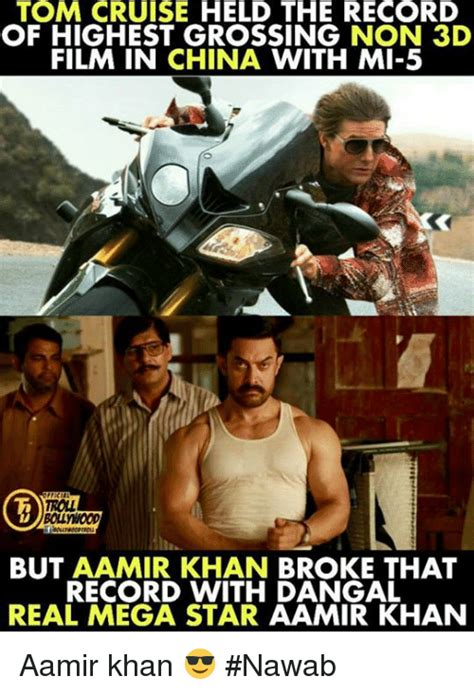 Aamir Khan Memes - 25 best memes about tom cruise tom cruise memes