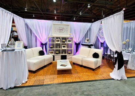 bridal show booth ideas   Calgary Wedding Fair 2012