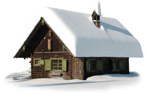 transparent winter house  snow png   icons
