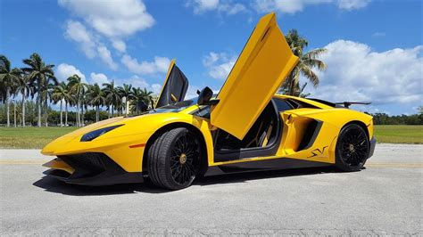 Lamborghini Aventador Start Up Lamborghini Aventador Sv Lp 750 4 Superveloce Start Up