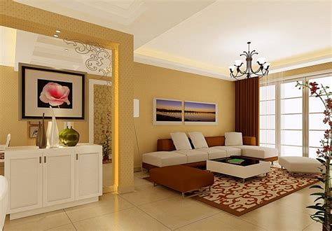 simple interior design living room 3d house free 3d
