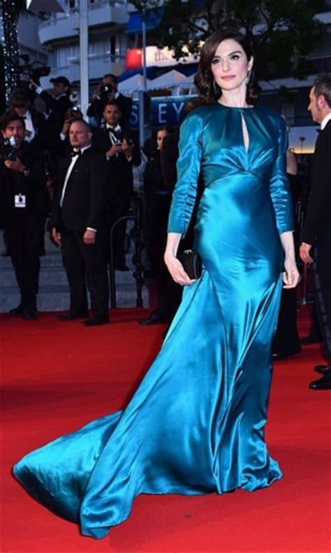 A Closer Look At The Oscars Weiz by Cannes Festival 2015 Carpet Fashion