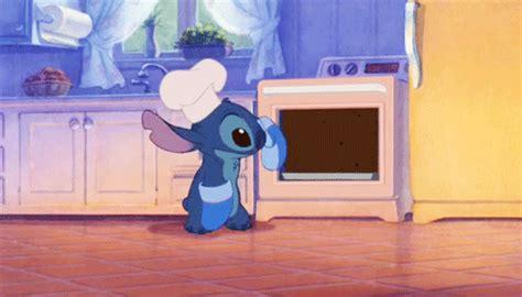 cooking gif lilo and stitch cooking gif wifflegif