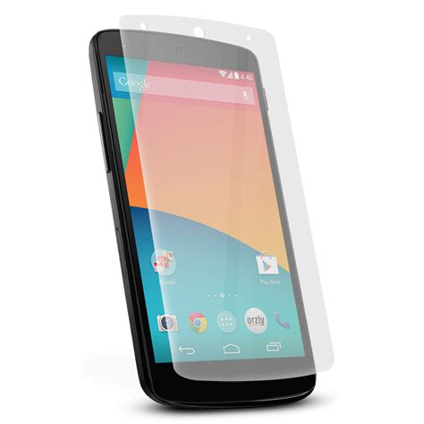 Tempered Glass Nexus 5 orzly tempered glass screen protector nexus 5