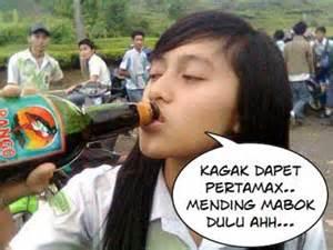 gambar foto meme orang mabuk lucu terbaru 2016 bulandolar free