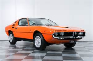 1971 alfa romeo montreal extremely pre production