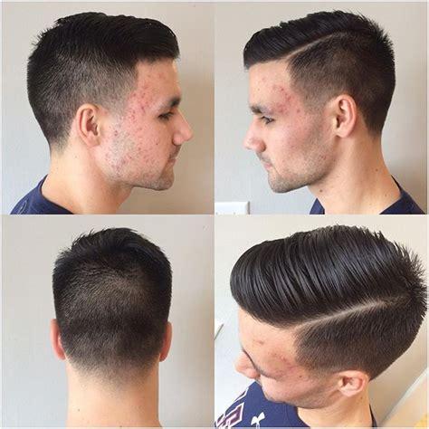 gentlemen haircut clipper size straight razor comb on instagram
