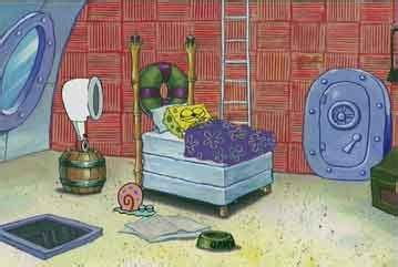 spongebob s living room spongebob s bedroom room spongebob and bedrooms