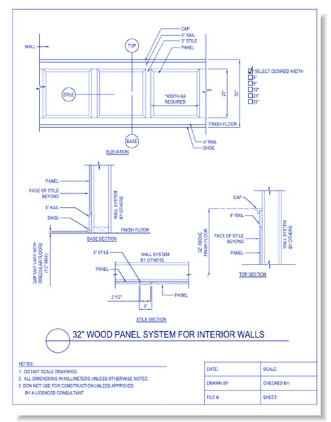 caddetails general requirements cad drawings