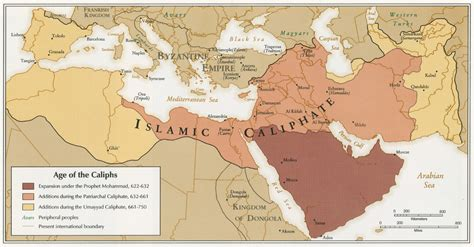 the islamic caliphate and the antichrist