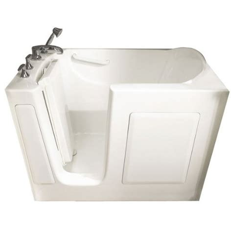 51 inch bathtub american standard 3151 504 sl slw gelcoat walk in