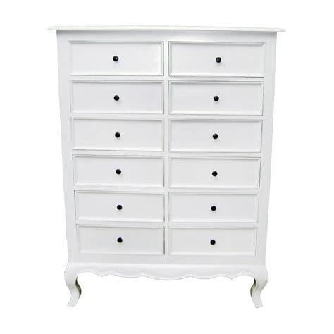 white tall chest of drawers uk tall white antique french style chest of drawers