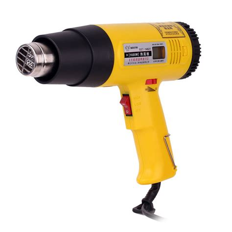 Electric Heat Gun With Adjustable Temperature 1600w bestir bst 14621 1600w eletric temperature adjustable air heat gun free shipping dealextreme