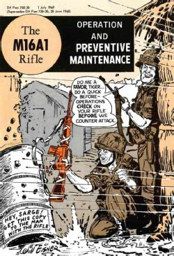 Book Review High Maintenance By by Book Review The M16a1 Rifle Operation And Preventive