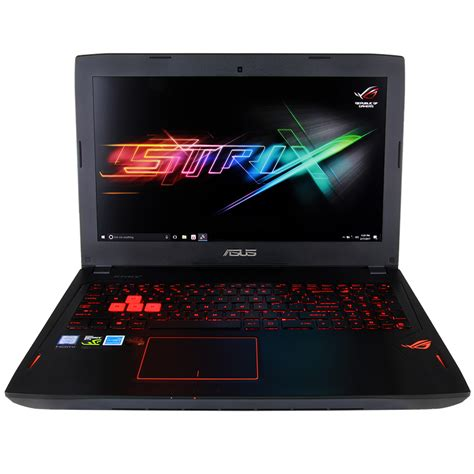 Laptop Asus Gl502vs asus gl502vs vr gaming laptop 15 6 quot i7 7700hq 32gb ram