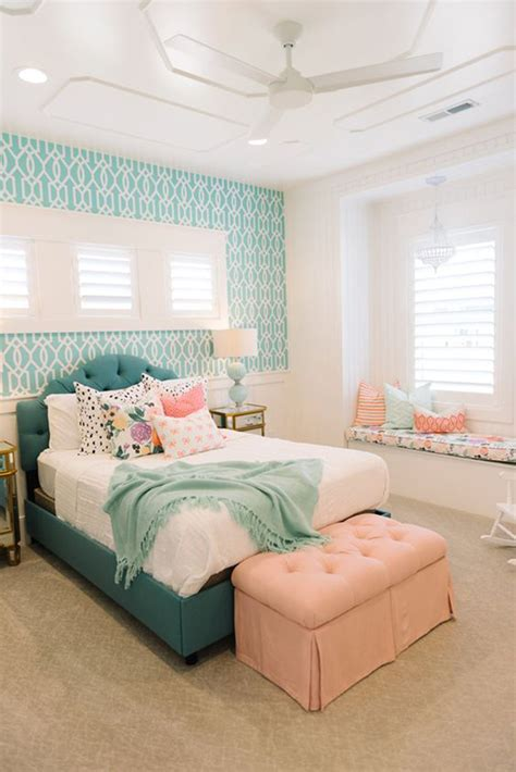 wallpaper for teenage bedrooms 20 sweet tips for your teenage girl s bedroom