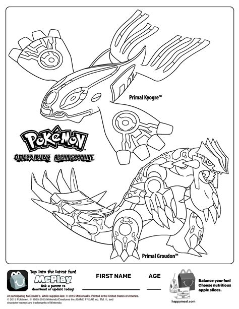 printable version of html page 89 pokemon coloring pages primal kyogre kyogre