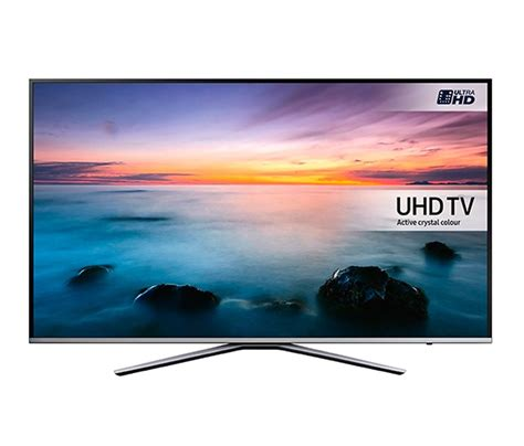 55 samsung ue55ku6400 4k ultra hd hdr freeview freesat hd smart led tv