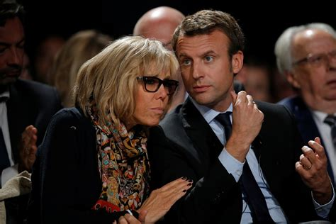 emmanuel macron zmona who is brigitte macron the curious love life of france s