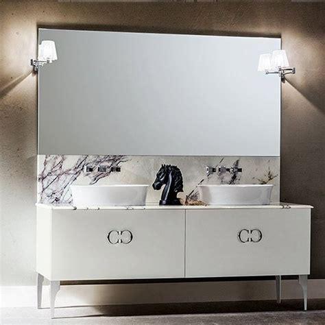 mobili bagno doppio lavandino mobile bagno con doppio lavabo arredo bagno cerasa play