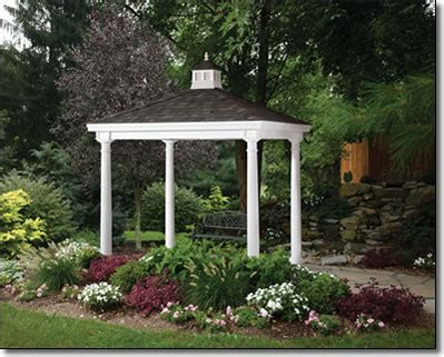 gazebo shop amish gazebo shop vinyl pavilion