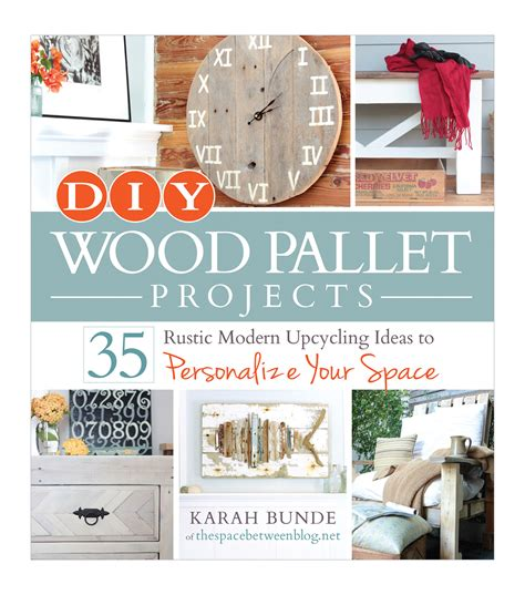 karah bunde diy wood pallet projects book jo