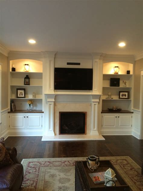 cabinets around fireplace design awesome built in cabinets around fireplace design ideas 4