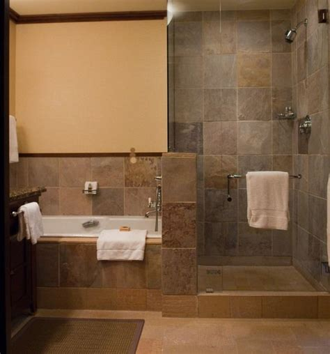 Doorless Shower Designs For Small Bathrooms Rustic Walk In Shower Designs Doorless Shower Designs Showers Doorless Shower Bathtubs Ideas