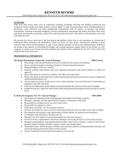 copywriter resume sle designer resume summary 28 images free sle resume