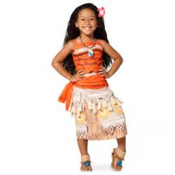 moana fancy dress costume for kids moana disney store